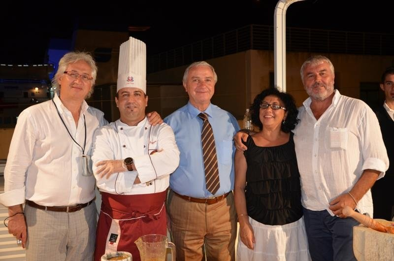 SHOW COOKING IN TRAPANI